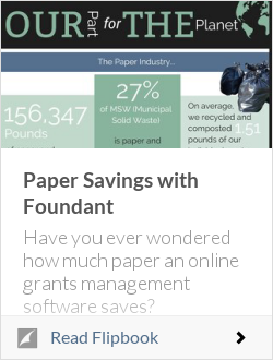Paper Savings with Foundant
