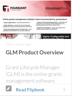 GLM Product Overview