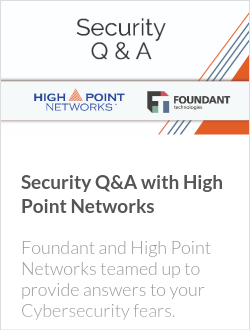 Security Q&A with High Point Networks