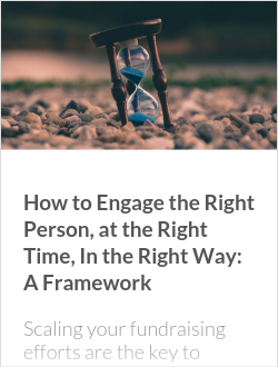 How to Engage the Right Person, at the Right Time, In the Right Way: A Framework