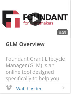 GLM Overview