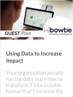 Using Data to Increase Impact
