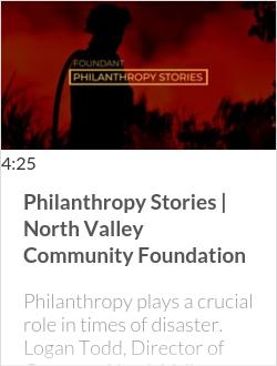 Philanthropy Stories | North Valley Community Foundation