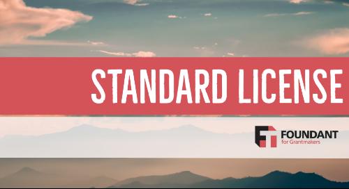 Foundant Standard License