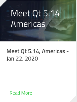 Meet Qt 5.14, Americas - Jan 22, 2020