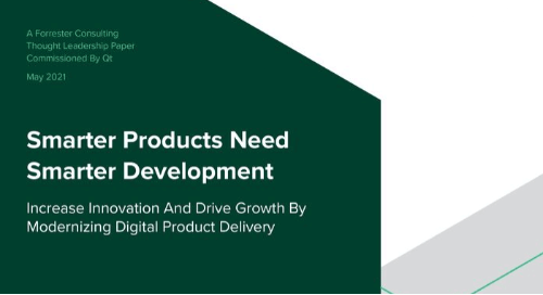 Smarter Products Need Smarter Development