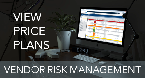 Pricing: Vendor Risk Management