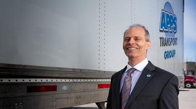 Paul Cloutier, gestionnaire de l'infrastructure