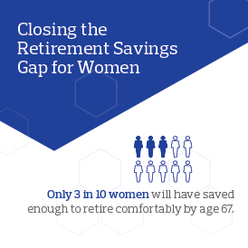 Closing the Retirement Savings Gap for Women