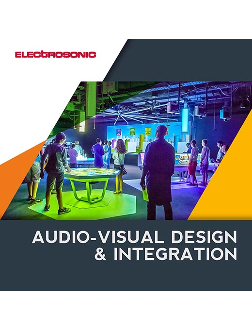 Audiovisual Design and Integration Brochure