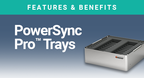 PowerSync Pro Tray Features & Benefits