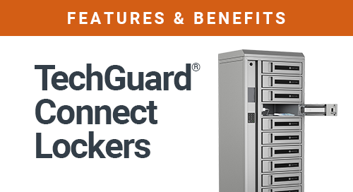 TechGuard Connect Lockers