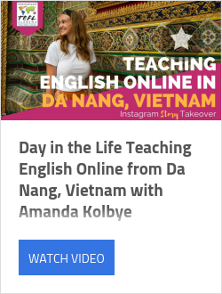 Day in the Life Teaching English Online from Da Nang, Vietnam with Amanda Kolbye