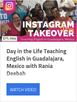 Day in the Life Teaching English in Guadalajara, Mexico with Rania Deebah