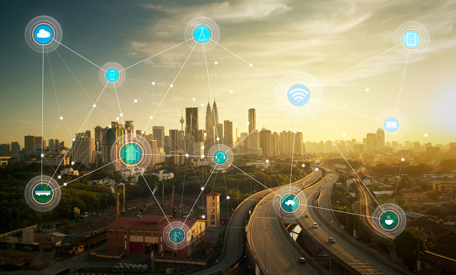 A product design challenge in IoT can be navigating architecture