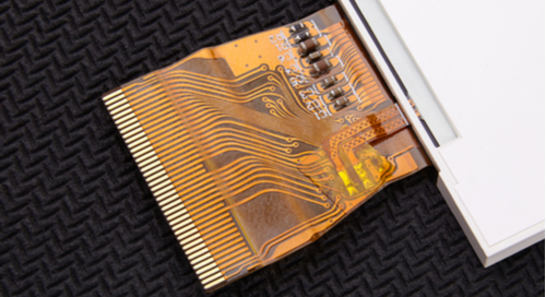 Flexible circuit board material