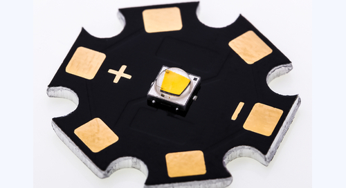 SMT pads for high power connectors for PCB