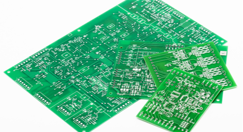 Raw board candidates for selecting PCB materials for high-frequency applications