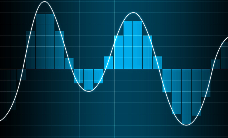 A sine wave that's perfectly smooth is only useful for textbook calculation