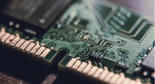 Routing patterns showing hot to maximize compliance in a circuit board