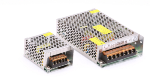 Power supply modules with enclosures