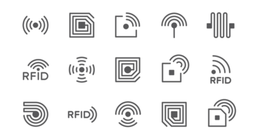 Types of signal displays and icons for signals
