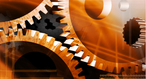 Gears with digital data