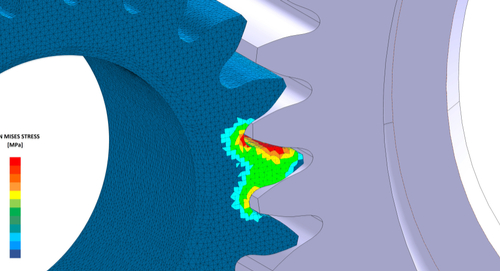 FEM mechanical model: just one answer to what is multiphysics