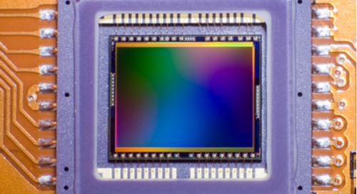 CCDs as types of sensors for infrared light detection