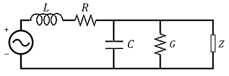Trace impedance model for a PCB