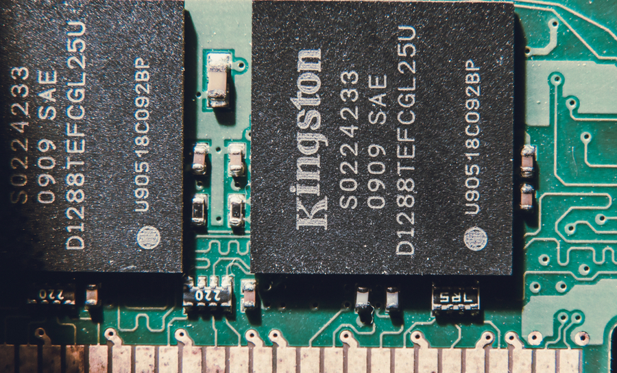 DDR3 circuit board
