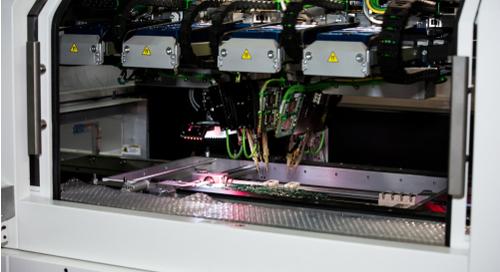 Multi-board PCB system assembly probe machine