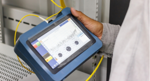 Measuring structural return loss with a TDR measurement