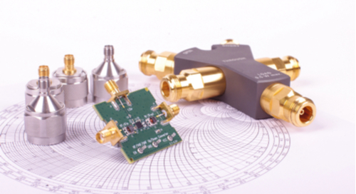 RF mixer as nonlinear electronic components