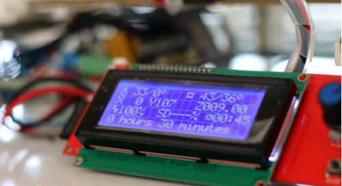 PIC microcontroller on a device plugged in for testing timing