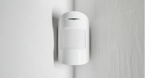 A type of motion sensor available for IoT home networks