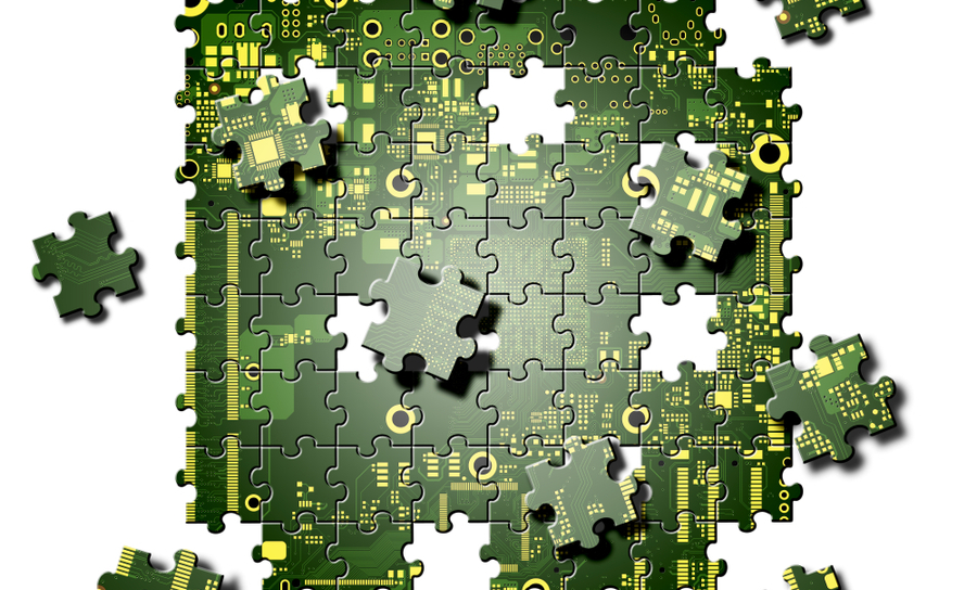 Proper circuit design software turns printed circuit boards into an easy puzzle
