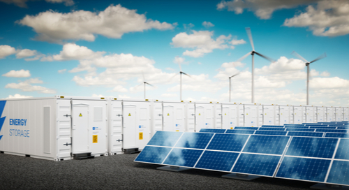 Field of alternative energy sources and storage units