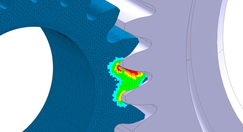 Steady-state thermal FEA simulation equations