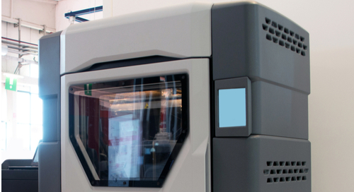 FDM machines assisting in the additive manufacturing process