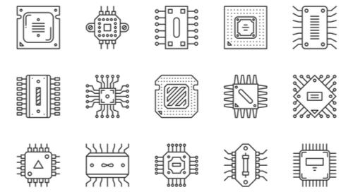 Component diagram symbols