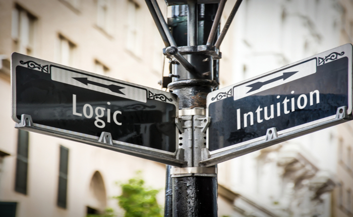 Logic or intuition: Which should guide your DFR choices?