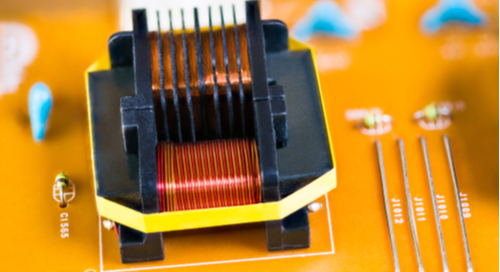 The design of the flyback transformer is critical