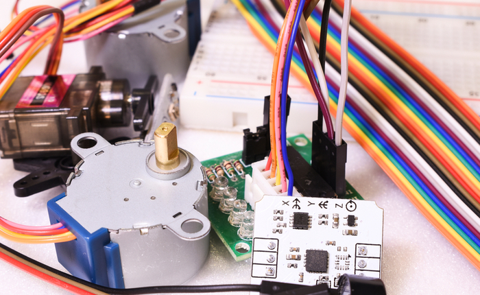 Switching regulator vs linear for motor control
