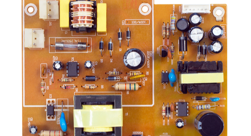 Switching Power Supply PCB