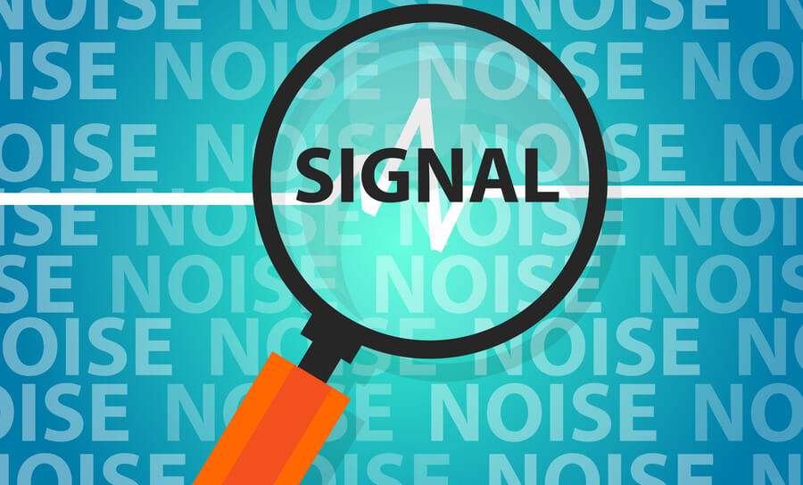 Signal integrity and noise investigation with a magnifying glass
