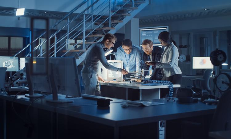 PCB design team