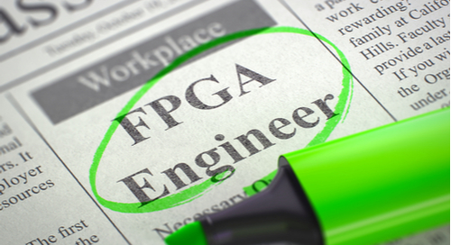 FPGA Engineer job posting