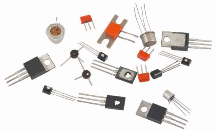 Various transistor types
