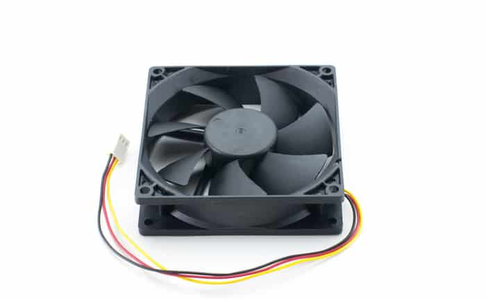DC fan is also called 3-pin fan